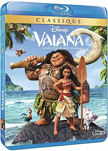 Vaiana, la légende du bout du monde [Blu-ray] [FR Import]