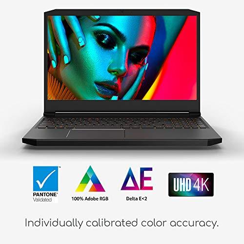 ConceptD 5 Pro CN515-71P-75XP Creator Laptop, Intel i7-9750H, NVIDIA Quadro RTX 3000, NVIDIA RTX Studio, 15.6