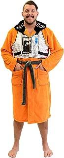 Star Wars X-Wing Fighter Pilot Fleece Costume Robe (One Size) Orange