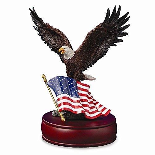 American Eagle Figurine by San Francisco Music Box