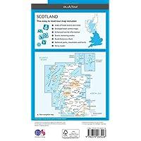Scotland (OS Tour) (OS Tour Map)