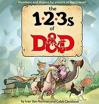 123s of D&D  Dungeons & Dragons Children s Book