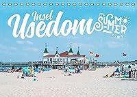 Insel Usedom - It's Summer Time (Tischkalender 2022 DIN A5 quer): Sommer auf der Insel Usedom (Monatskalender, 14 Seiten )