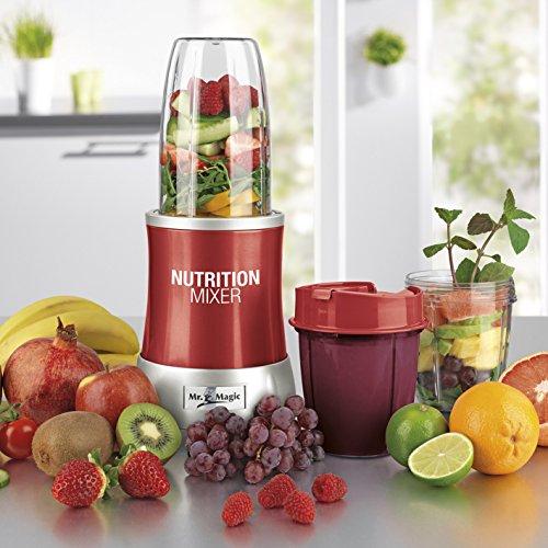 GOURMETmaxx 04572 Mr. Magic Nutrition Standmixer, 700 ml