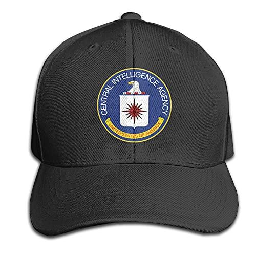 Central Intelligence Agency - Gorra de béisbol para hombre y mujer