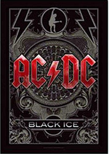AC / DC Black Ice großen Textil-Poster (mm)