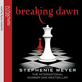 Breaking Dawn: Twilight Series, Book 4 Titelbild