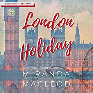 London Holiday cover art