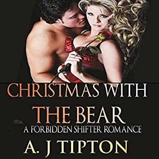 Christmas with the Bear audiobook cover art