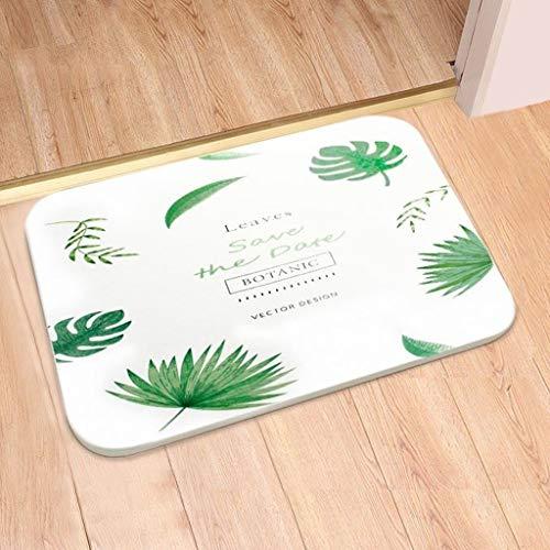 Le tapis de bain à mémoire de forme HZPXSB