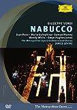 Giuseppe Verdi: Nabucco [DVD]
