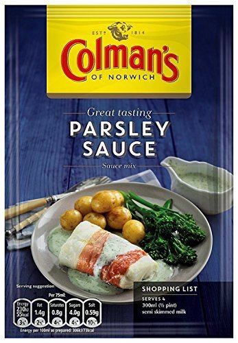 Colman's Parsley Sauce Mix, 0.7-Ounce (Pack of 12) by Colman's