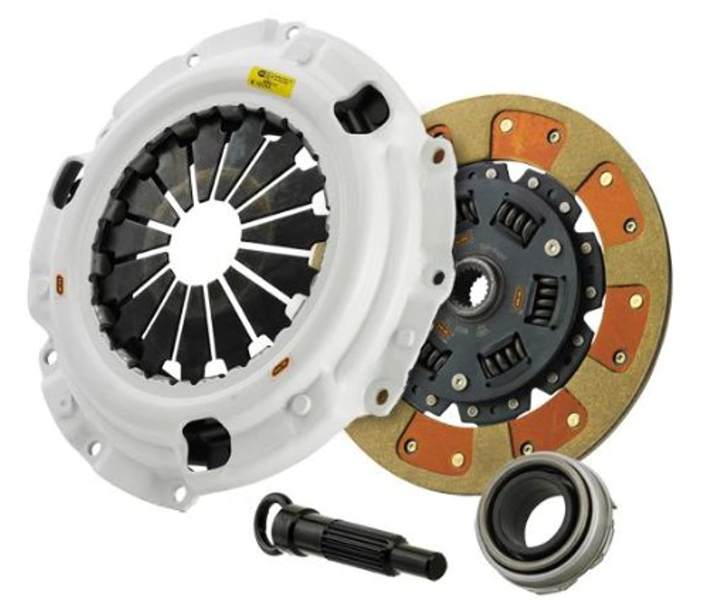 Clutch Masters 17375-HDTZ-RH Clutch Kit with Cover Disc and Bearing (10-11 VW GTI (Mk6) 2.0T TSI 6spd FX300)