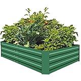 Galvanized Raised Garden Bed