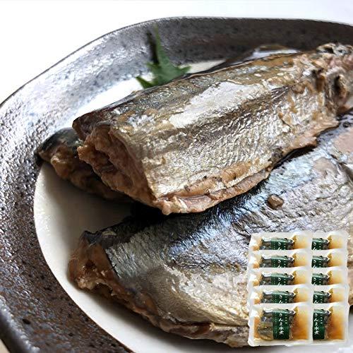 さんま 水煮 無添加 国産 1.3kg 訳あり 【さんまの水煮 130g×10袋】
