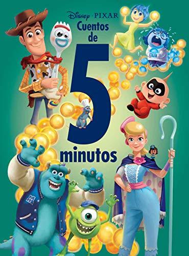 Pixar. Cuentos de 5 minutos: Cuento (Disney-Pixar)