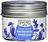 Fuchs Gewürze Mediterranes Gewürzsalz Geschmack des Südens in der wiedervendbaren Dose, 3er Pack (3 x 70 g)