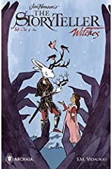 Jim Henson's The Storyteller: Witches #1 Kindle Edition