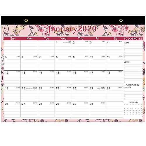 Calendario 2019 - Calendario 2018 2019 Pared 2018-2019 Family Calendar Desk Calendar Planificador Mensual