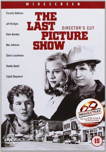 The Last Picture Show - Director's Cut [Edizione: Regno Unito] [Edizione: Regno Unito]