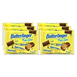 Butterfinger Fun Size, 6 Bags of Peanut-Buttery Chocolate-y Candy Bars, Individually Wrapped, Perfect Easter Egg Basket Stuffers, 10.2 Ounce Bags