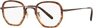 Oliver Peoples OP-40 OV1234 - 5285 Eyeglass Frame 30TH VINTAGE 1282 TORTOISE BROWN 46mm