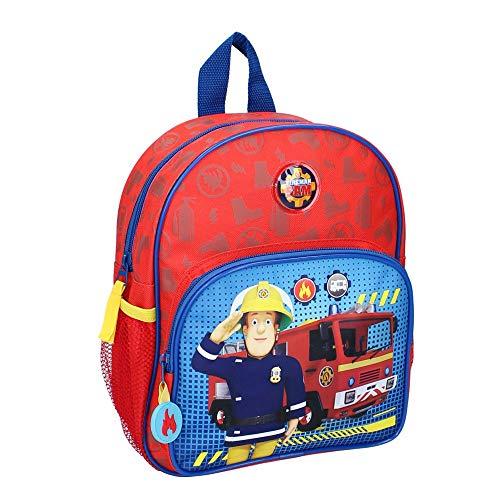 Sam Fire Rescue - Mochila de bomberos