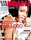 Vanidades Magazine February 12, 2008 - Rihanna Cover