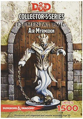 Battlefront Minis D&D Elemental Evil: Air Myrmidon Figure