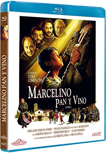Marcelino pan y vino (1991) [Blu-ray]