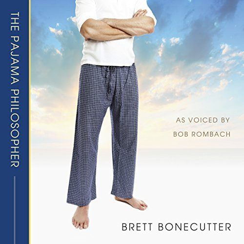 The Pajama Philosopher audiobook cover art