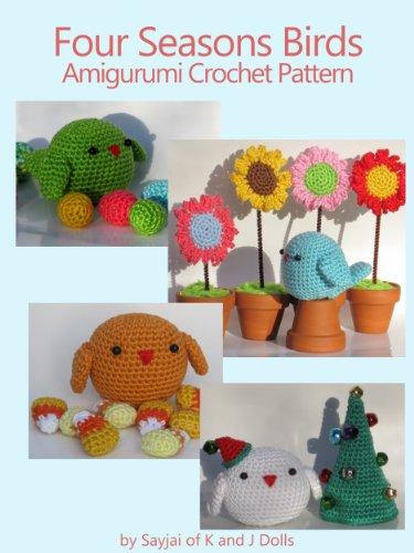 Piichii the little bird amigurumi pattern - Amigurumipatterns.net   500x375