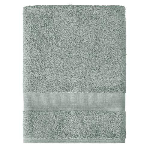Handtuch, extra weich, Baumwolle, minzgrün, 50 x 100 cm