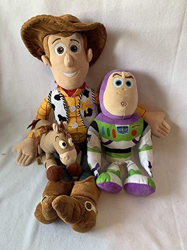 Weighted stuffed animal, Buzz, Woody or Bullseye with 1-3 lbs, AUTISM PLUSH SENSORY, Toy Story, buzz Lightyear