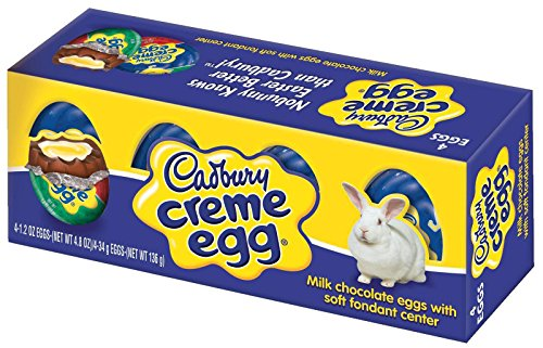 Cadbury Crème Eggs - 4.8 oz - 4 ct by Cadbury