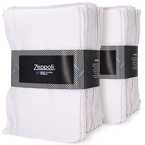 Our #5 Pick is the Zeppoli Auto Shop & Car Wash Towels