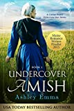 Undercover Amish (standalone novel) (Covert Police Detectives Unit Series Book 1)