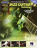 Introduction To Jazz Guitar Soloing A Comprehensive Improvisation Me