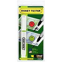 MONEY TESTER® XL - Detector de Billetes Falsos (Fórmula Patentada) Funciona con Todas las Principales Divisas (Made in Italy) - PRECIO PROMOCIONAL DESCUENTO 23%