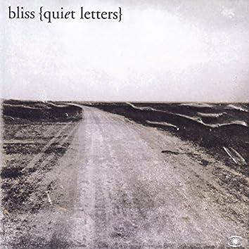 Quiet Letters