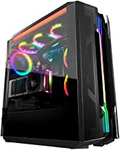 Cougar RGB Glass-Wing Mid Tower Gaming Case with Trelux Dynamic RGB Lighting Cases Gemini T