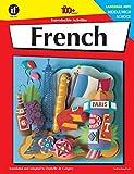 Carson Dellosa | The 100 Series: French Workbook | Grades 6-12, 128pgs