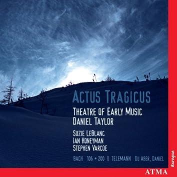 Bach, J.S. / Telemann: Sacred Cantatas