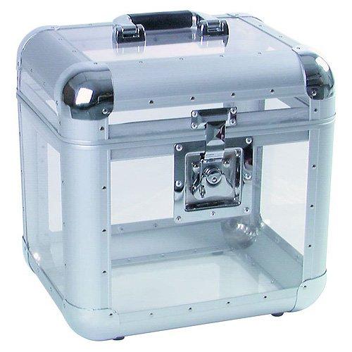 ROADINGER Platten-Case ALU 75/25, abgerundet, acryl