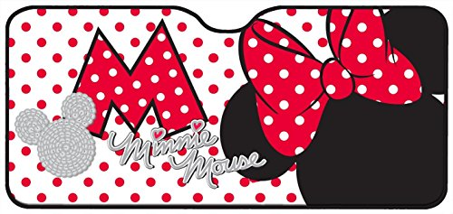 Parasol Coche Delantero Dibujos Marca Mickey Mouse