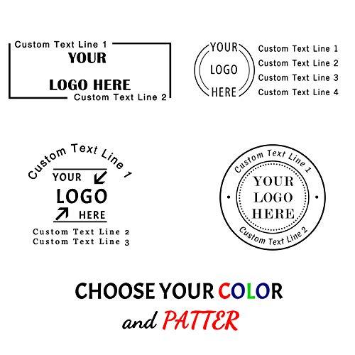 Sellos Personalizados Logo,Sellos Personalizable,1-5/8