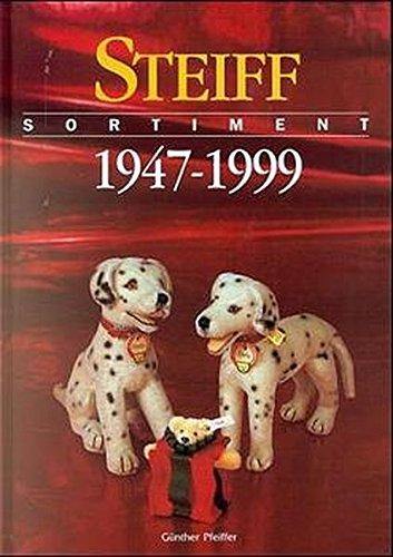 Steiff Sortiment 1947 - 1999. Steiff Assortiment 1947 - 1999
