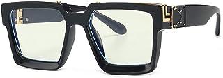 Gobiger Square Luxury Sunglasses for Men Women Oversized Popular Brand Designer UV400 Sun Glasses