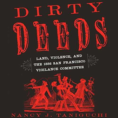 Dirty Deeds Audiobook By Nancy J. Taniguchi cover art
