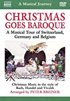 Christmas Goes Baroque: Musical Tour Switzerland [DVD] [Import]